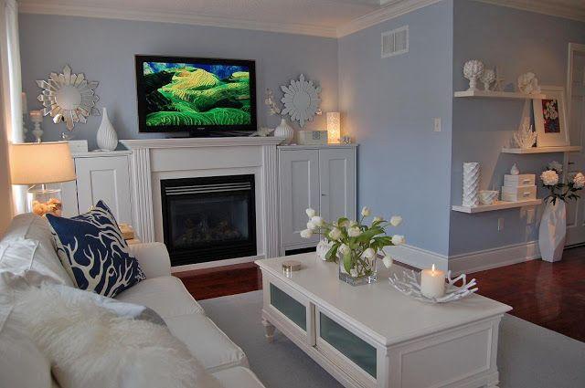 Best Benjamin Moore Beacon Gray Paint Colors Pinterest 400 x 300