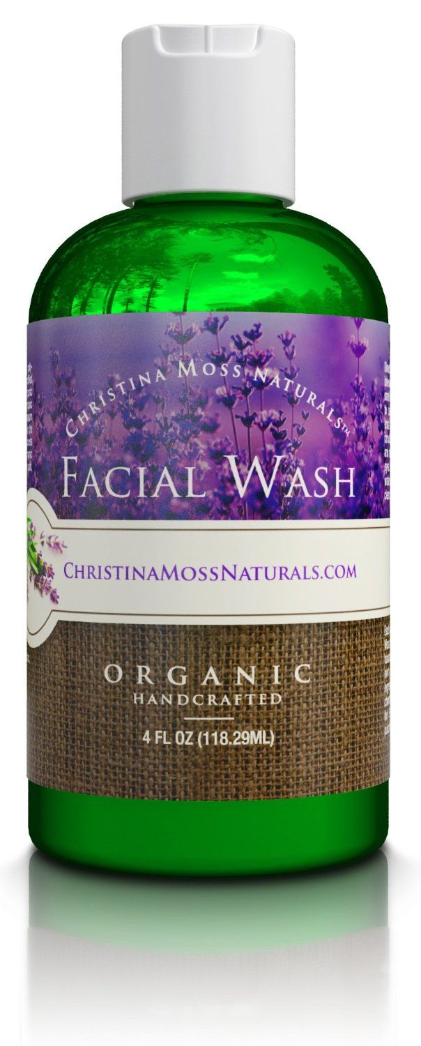 Facial Wash Organic & 100 Natural