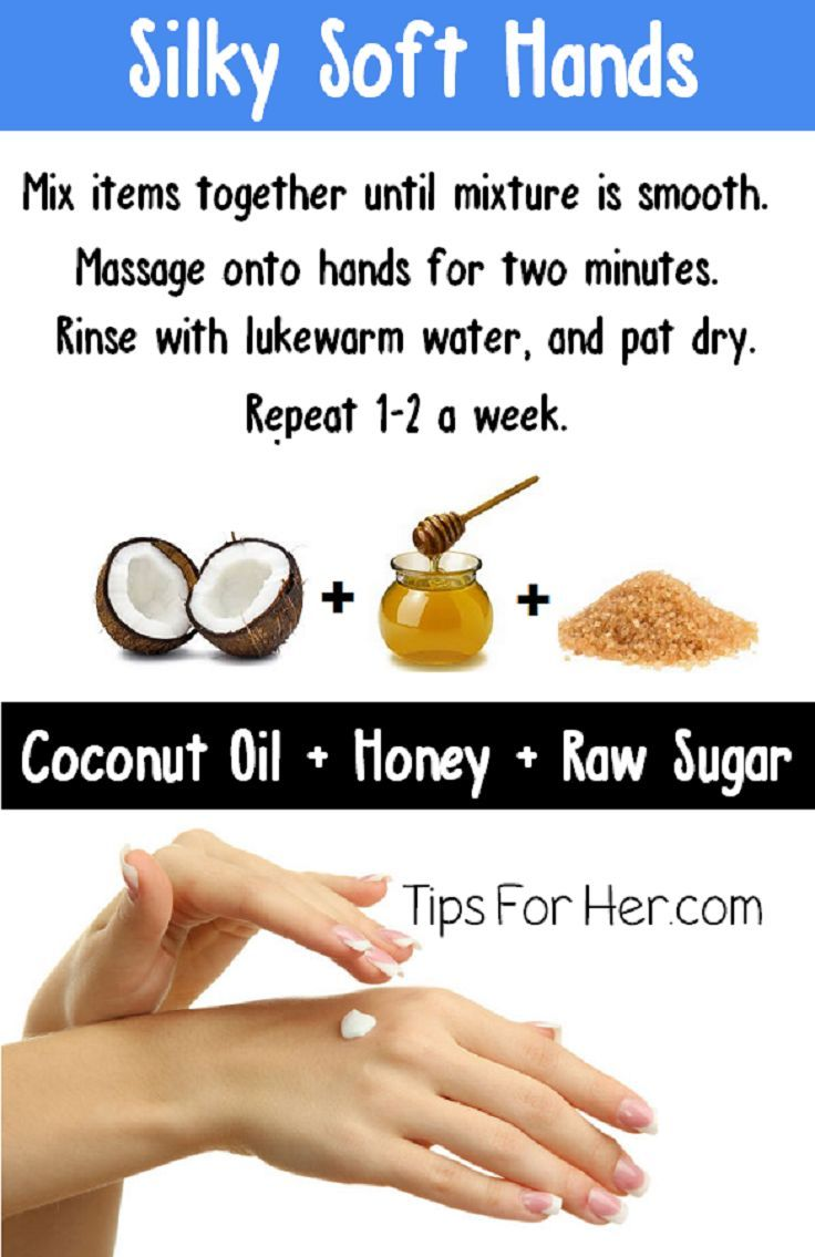 DIY Hand Scrub for Soft Hands - 12 Effective Dry Skin Tips, Tricks