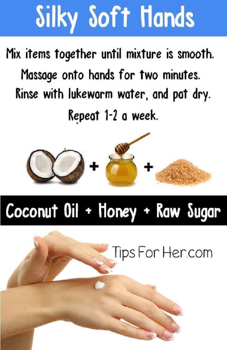 DIY Hand Scrub for Soft Hands - 8 Effective Dry Skin Tips, Tricks