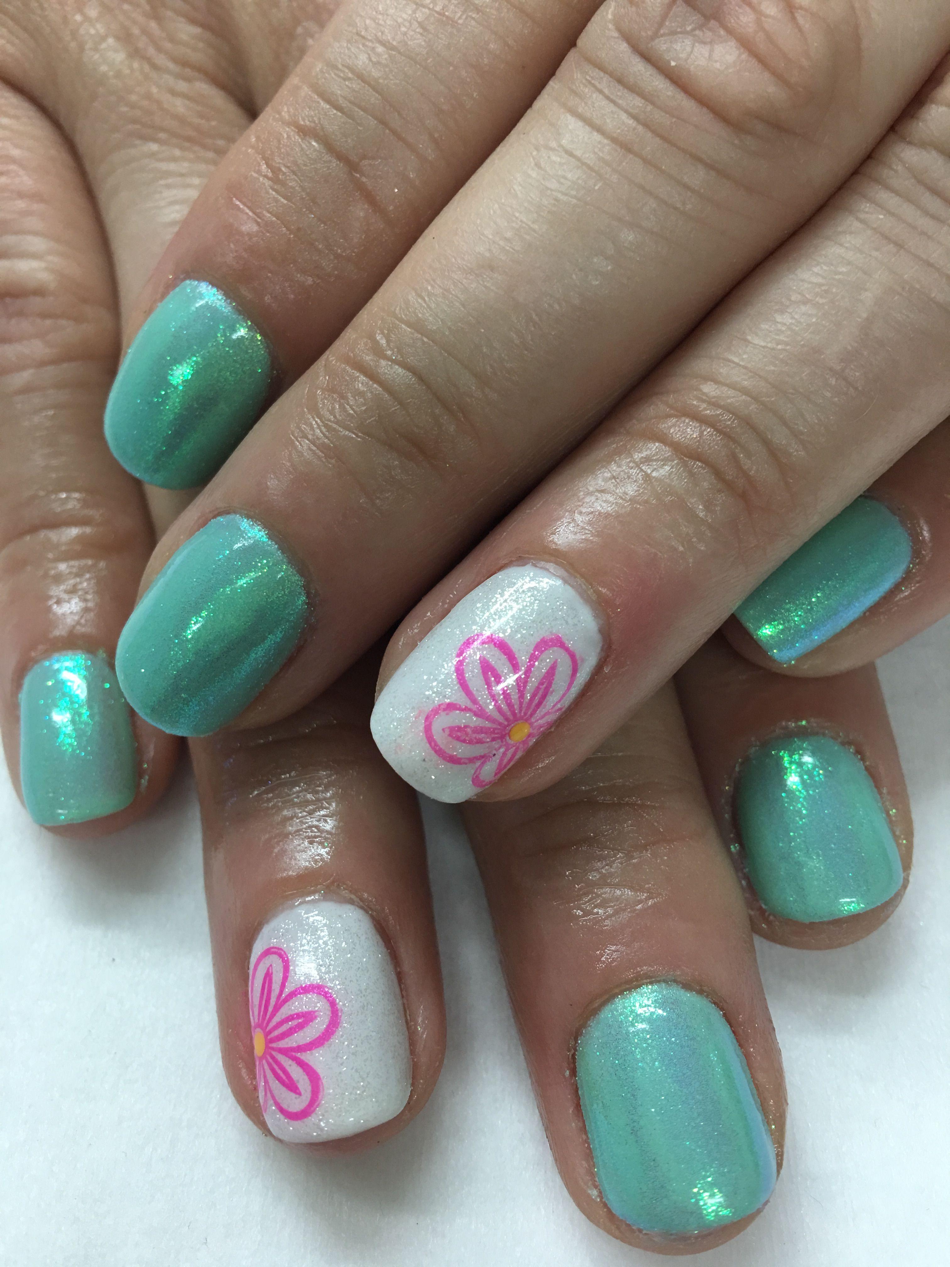 Spring Mint Indigo Emerald Mermaid Shimmer Unicorn Shimmer