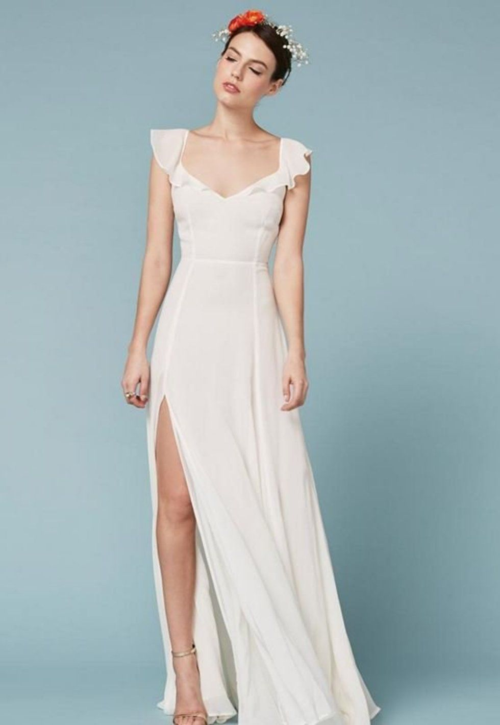 Reformation launches sustainable bridal dress line under £500   Vías