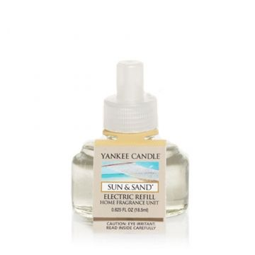 Sun Sand Scent Plug Refill Single Yankee Candle