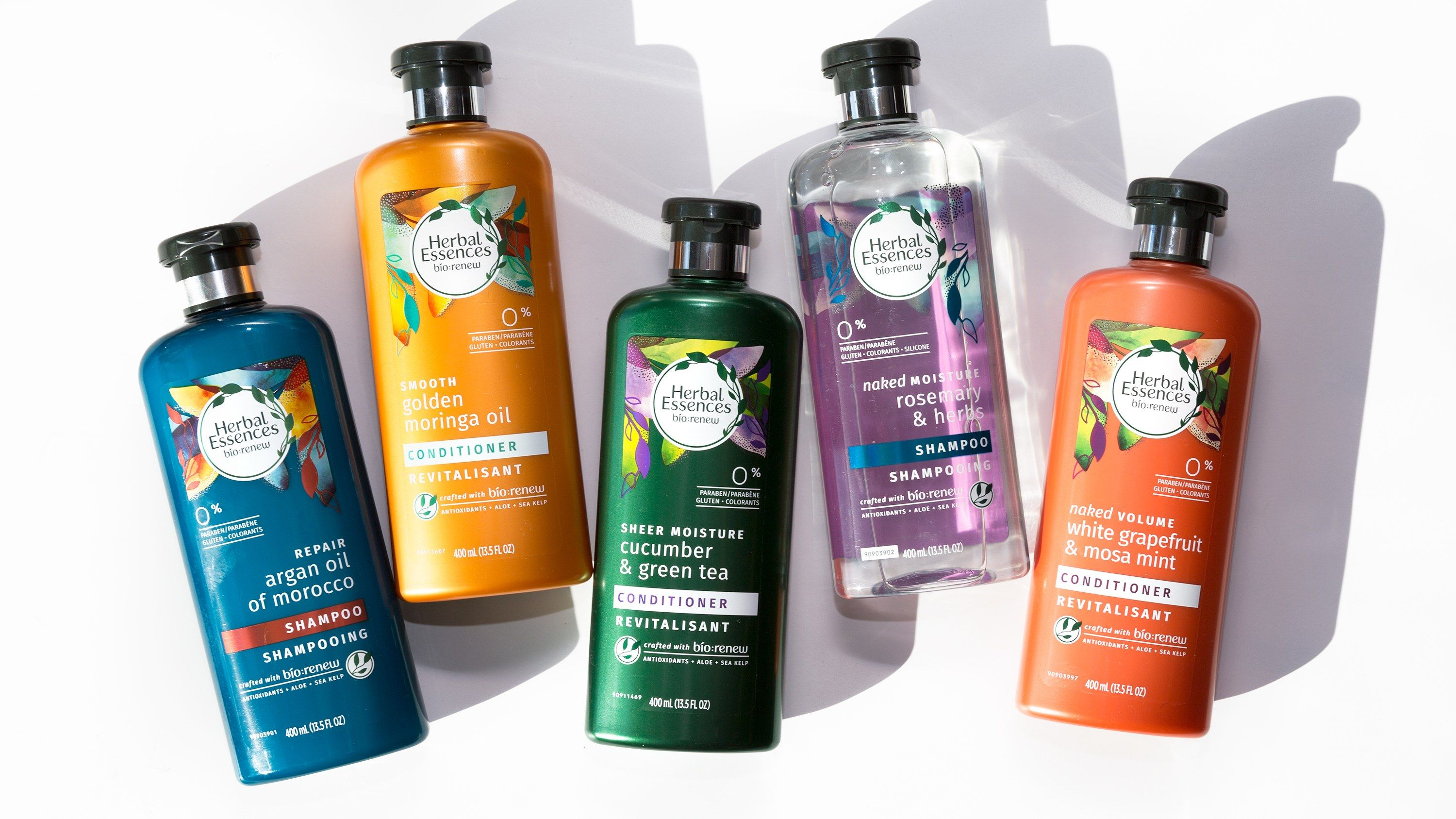 Herbal Essences Bio Renew Goes Back To Basics With New Naturals