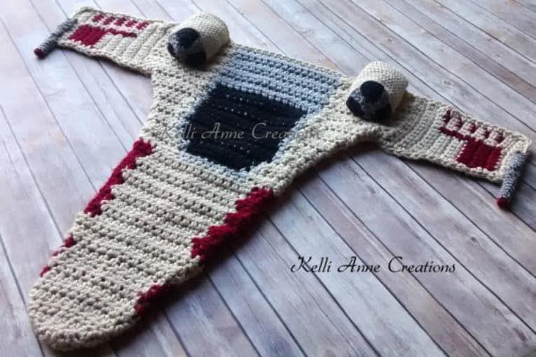 Star Wars Crochet Patterns Free Tutorial Ideas | Ganchillo ...