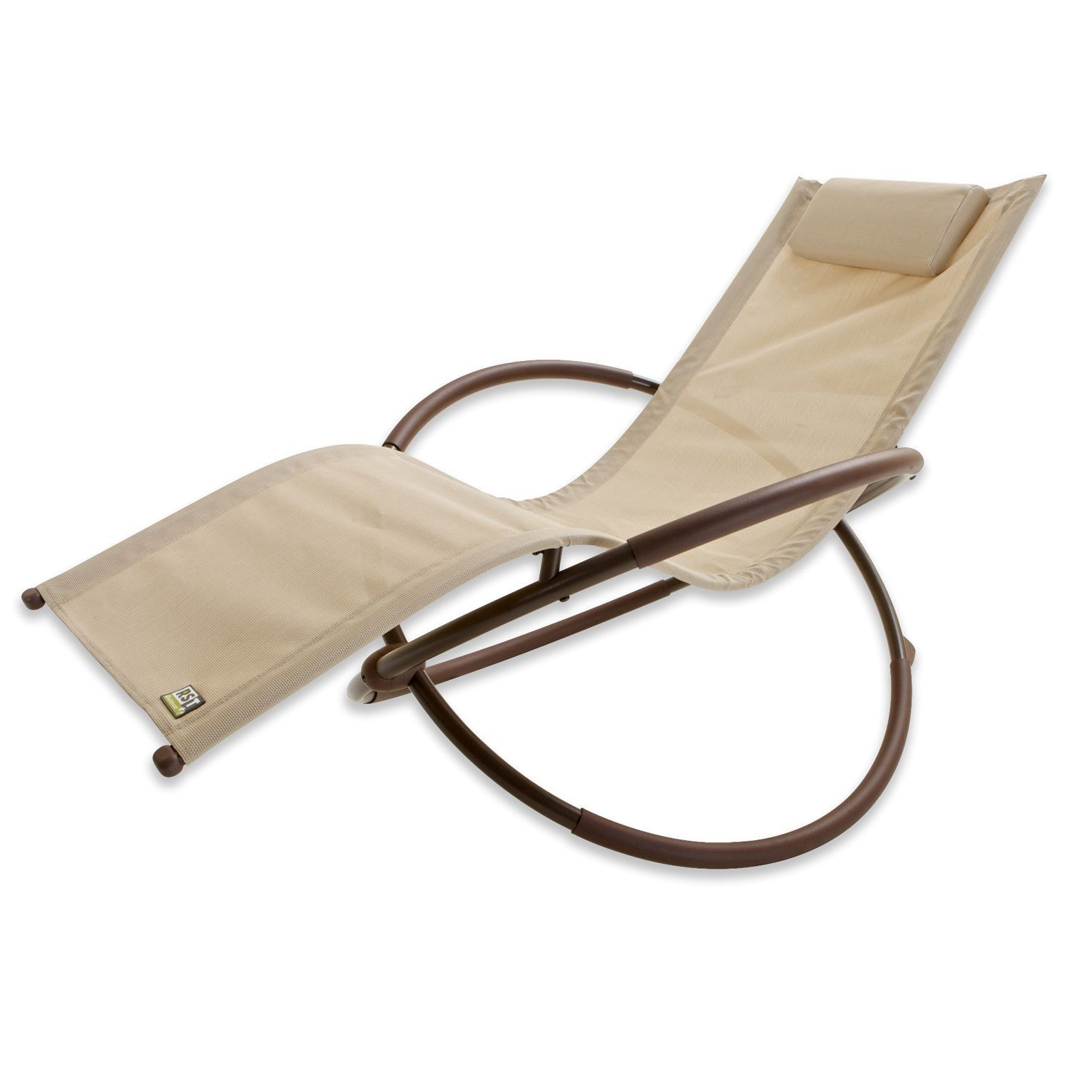 RST Brands Orbital Zero Gravity Patio Lounger Rocking Chair - Rst outdoor furniture