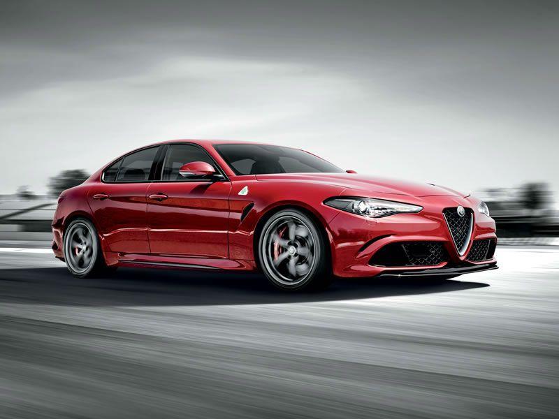 2018 Alfa Romeo Giulietta Cars Alfa romeo quadrifoglio