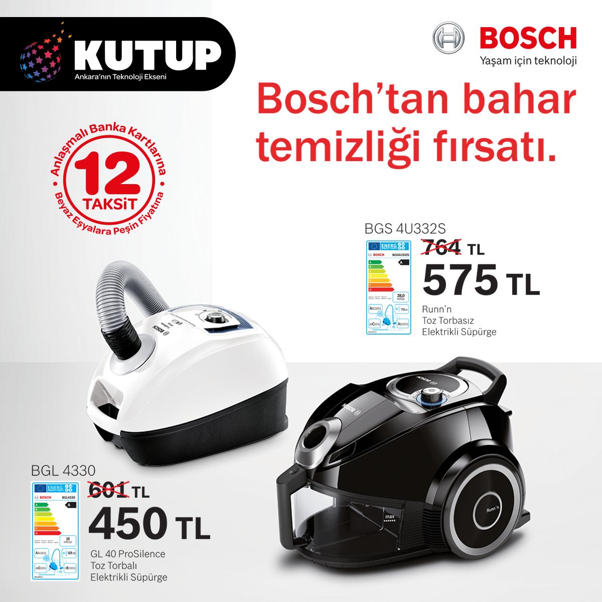 Bosch'tan kaçırılmayacak son fırsatlar