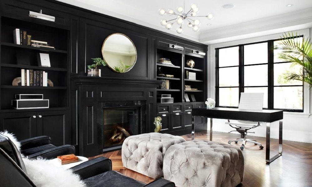 office styles. Guide To Home Office Design And Styles Tailored Elegance Style W