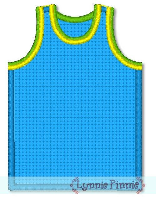 Free Basketball Jersey Applique 4x4 5x7 Embroidery Designs