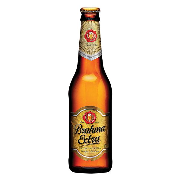 Brahma Extra Cerveja, Garrafas