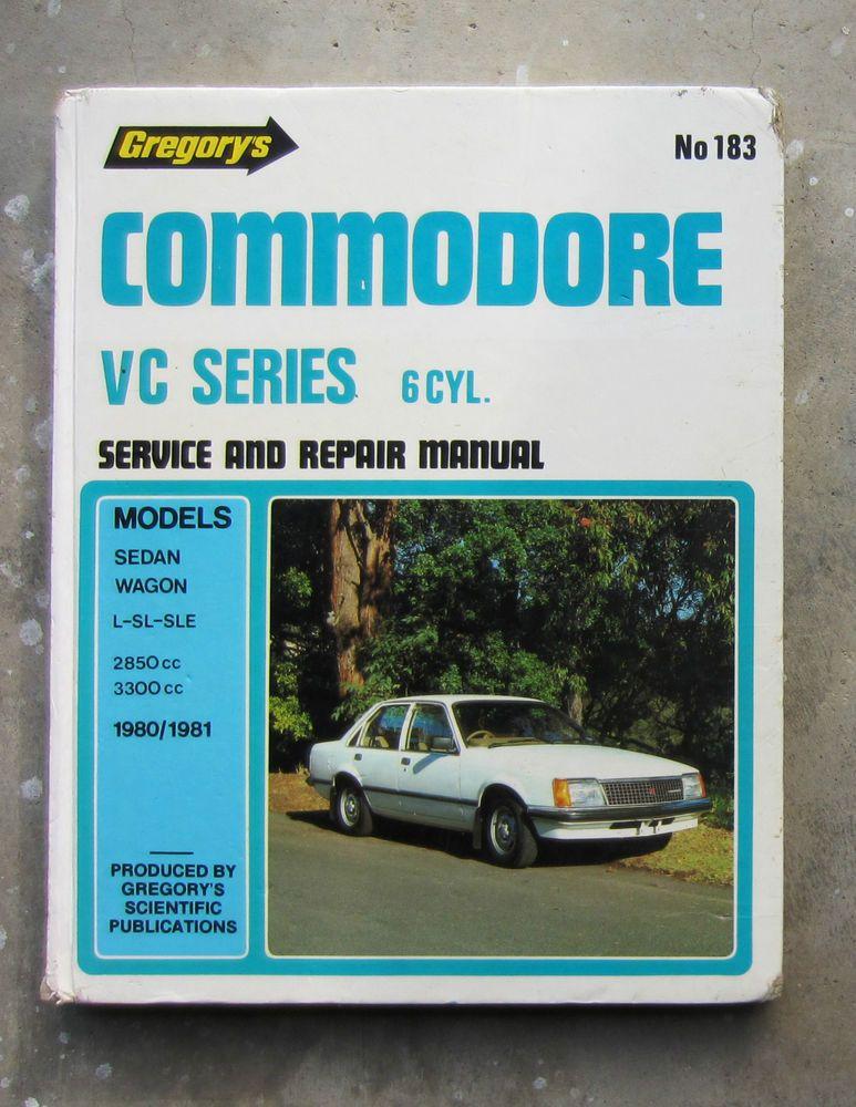 holden vc commodore sle auto sedan wagon owners service repair rh pinterest co uk holden ve ute owners manual holden ve ss service manual