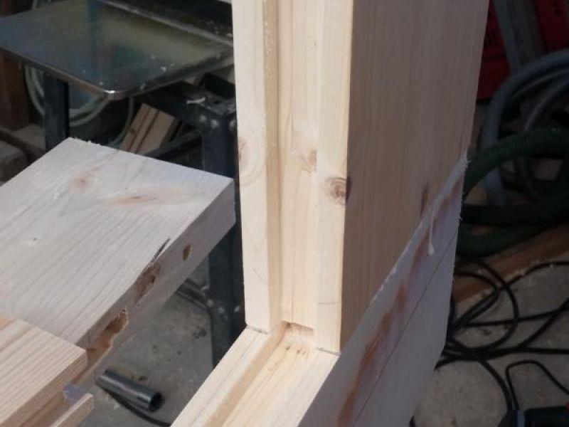 Turen Auf Mass Einfach Selber Bauen Selber Bauen Holzbau Einfach