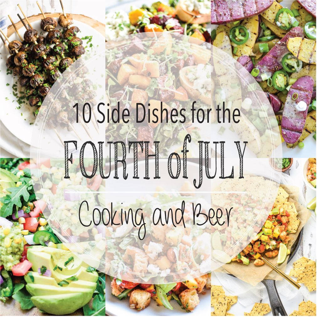 10 Side Dishes For The Fourth Of July