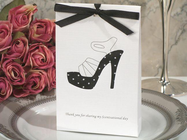 High Heel Shoe Sachets