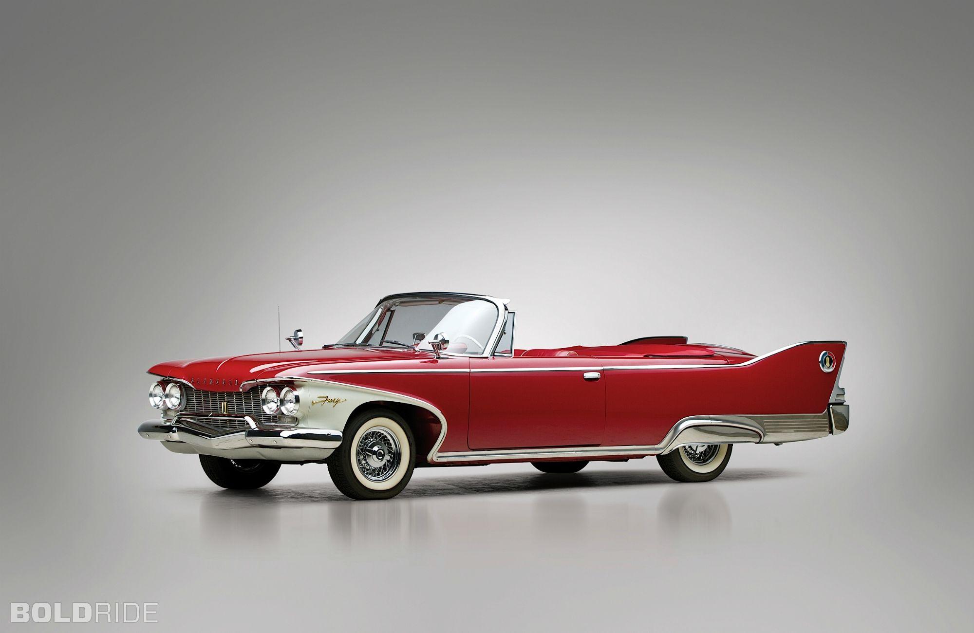 1960 plymouth fury convertible