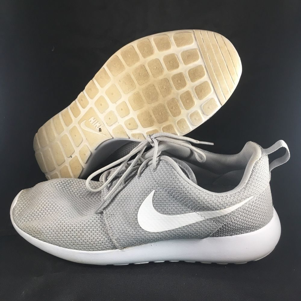 99f82b6bea29f Nike Roshe One - 511881-023 - Grey White - Men s Size 11 - Good  fashion   clothing  shoes  accessories  mensshoes  athleticshoes  ad (ebay link)