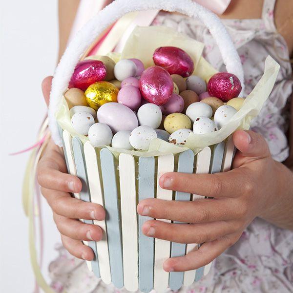 Easter Baskets, Easter, Easter Crafts
