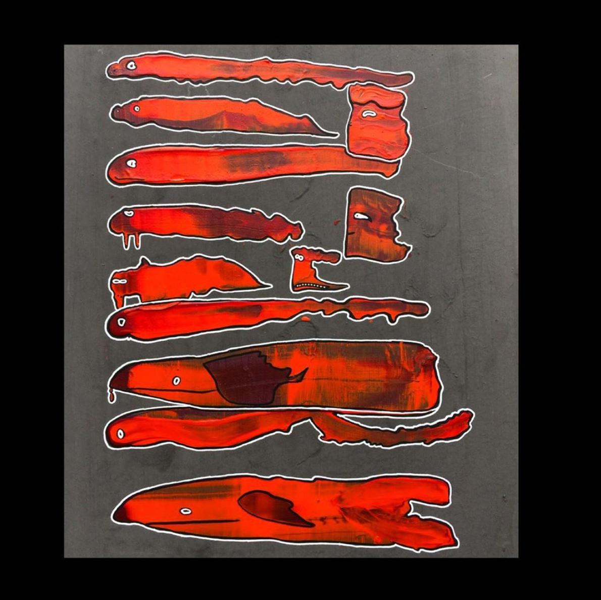 © 2020 by OVER THE END - all rights reserved #doodleart #doodleartist #deckart #snowboardart #snowboardartist #shred #sendit #snowboarding #skateboardart #skateboarding #skateboardartist #characterart #creatureart #mixedmedia #abstract #abstractart #funkyart #weird #weirdart #unusualart #art #surrealism #posca #doodle #neonart #unfineart #colourfulart #surrealism #psychedelicart #pareidoliaartist #pareidolia