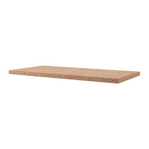 Tischplatte ikea  SINNERLIG Tischplatte IKEA Kork ist ein weiches Material, das ...