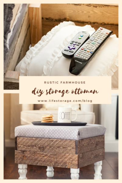 This Beautiful Diy Storage Ottoman Will Make You Want To Build One