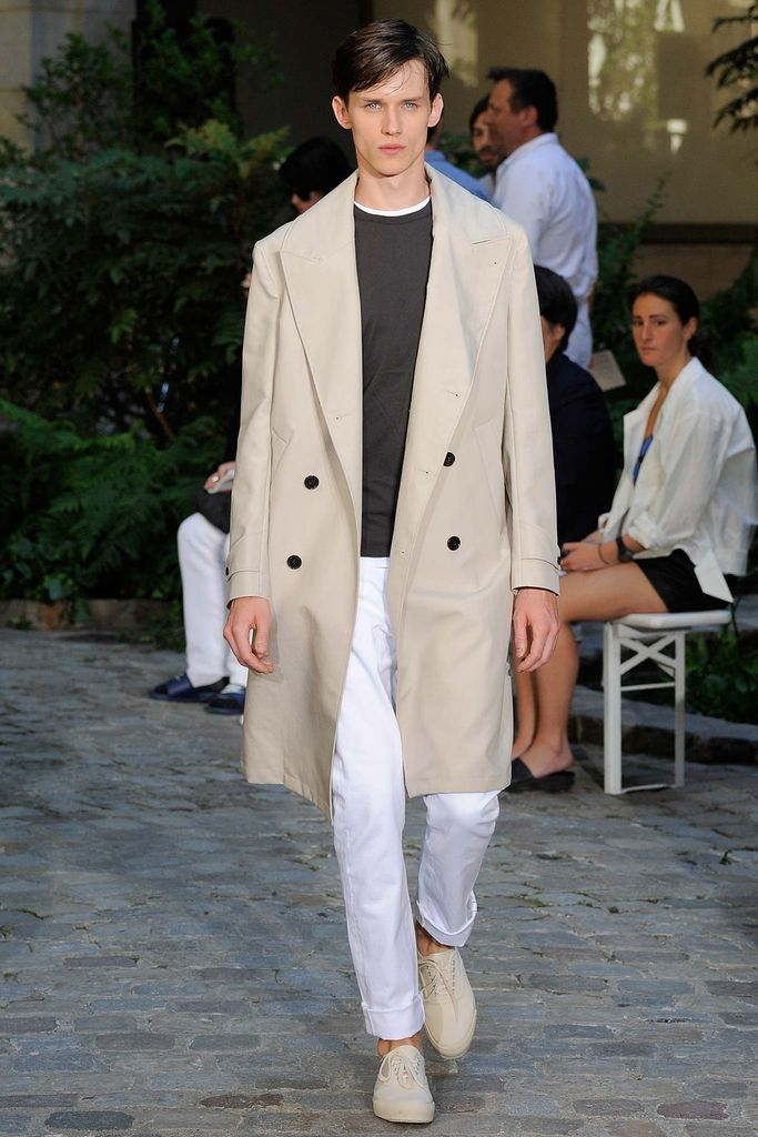 Officine Generale Spring 2016 Menswear - Collection - Gallery - Style.com