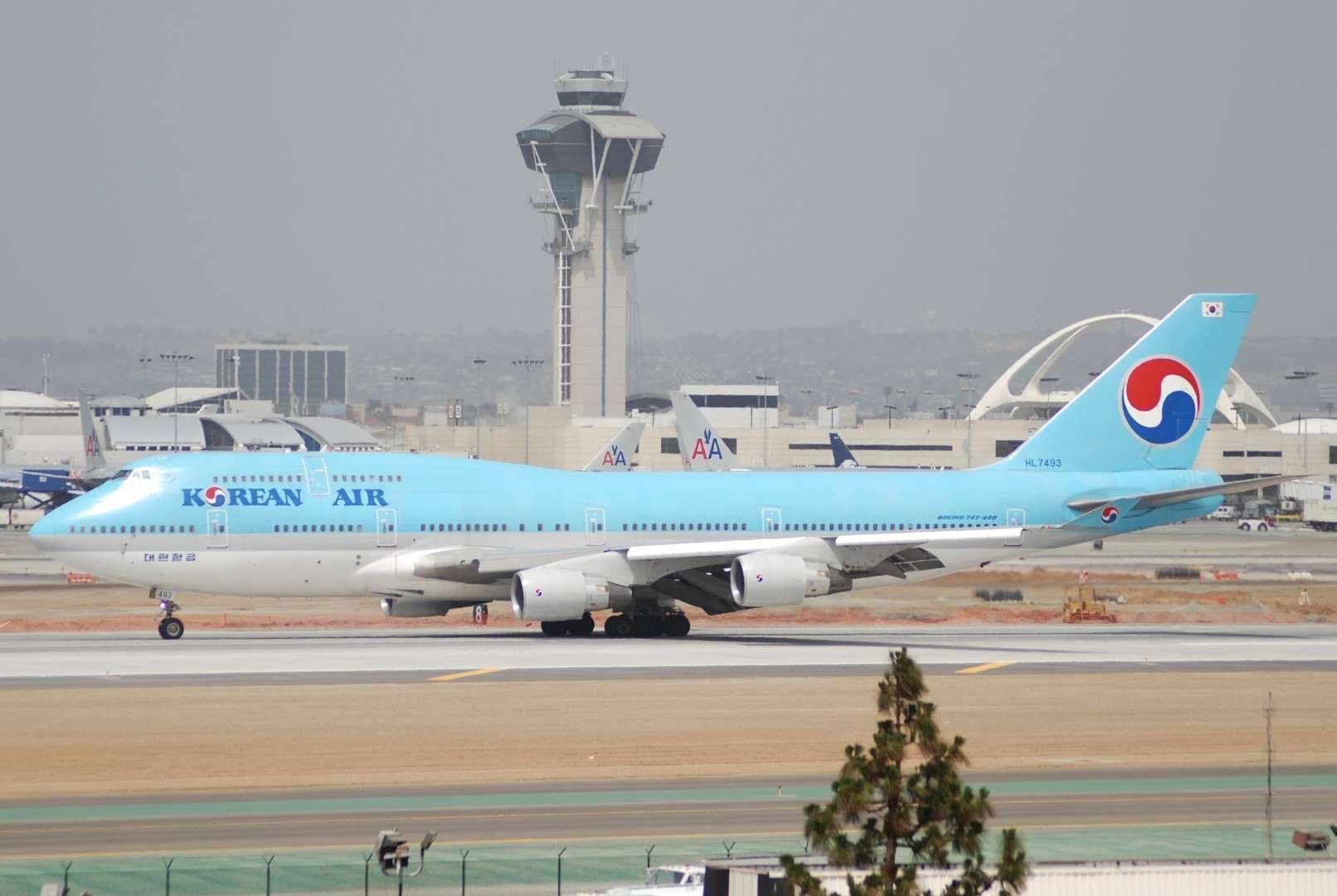 Korean Air.