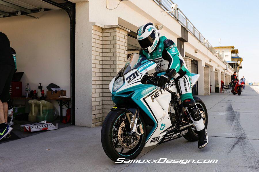 Mv F3 Petronas By Mithos Racing Samuxx Design