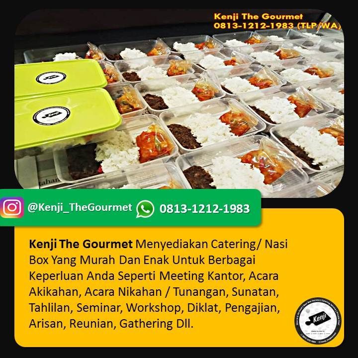 081312121983 (TLP/WA), Catering Bandung Murah, Catering