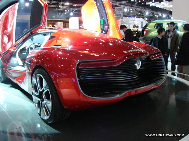 Renault prototipo