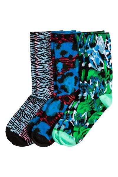 Lot de 3 paires de chaussettes | H&M