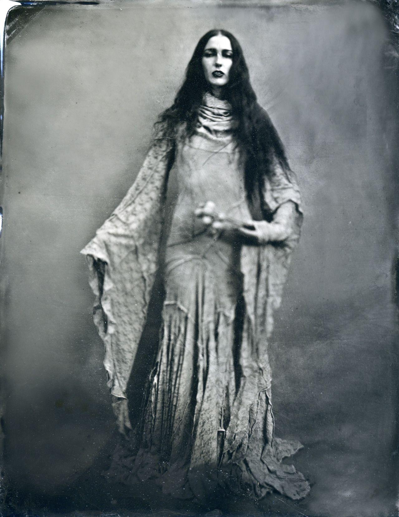 """allanbarnes """" Neptunian Haze 11.2012 dress by Lily Blue"""