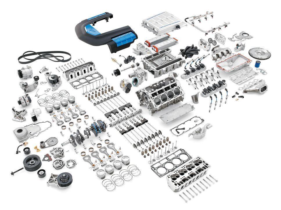 Corvette Ls Engines Parts View Photo 10 | Lots of Parts | Pinterest ...