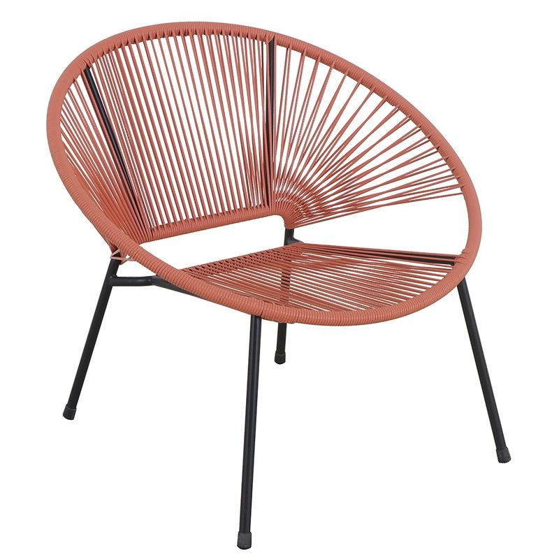 Photo of Acapulco Rattan Wicker Rope Garden Chair – Tigerlilly