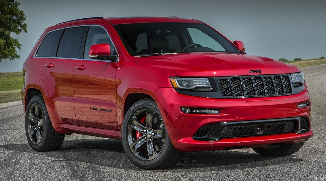 The History Of The Grand Cherokee Srt Jeep Grand Cherokee Srt