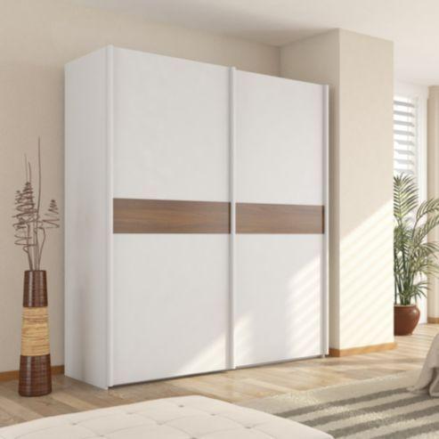 Artwork Of White Sliding Closet Door Options Storage