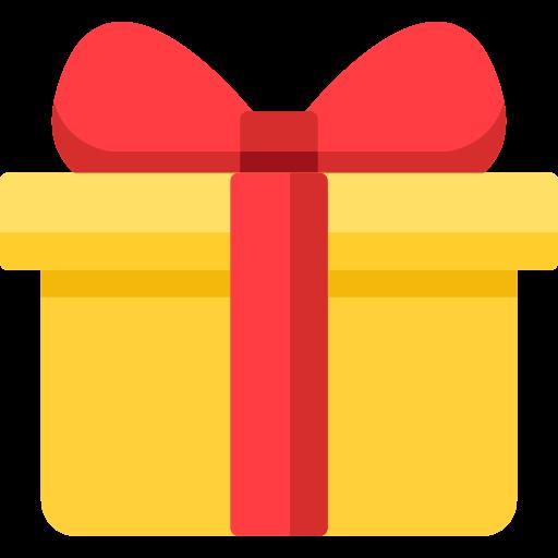 Gift Box Free Vector Icons Designed By Freepik Gift Vector Vector Icon Design Vector Free