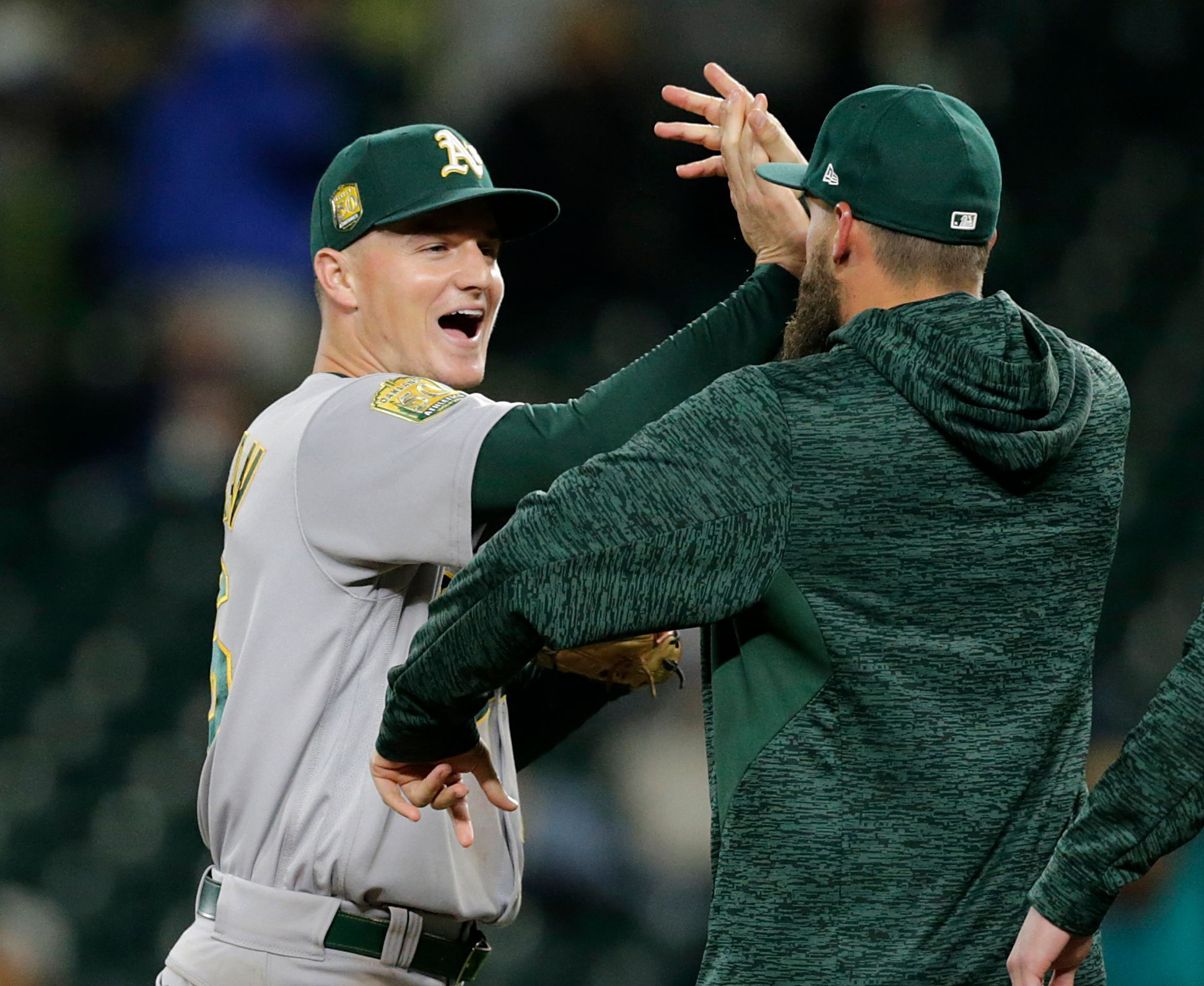 Athletics Clinch Playoff Berth With Rays Loss To Yankees Via Usatoday News Top Stories Https Ift Tt 2xnepxc Athlete Business News Oakland