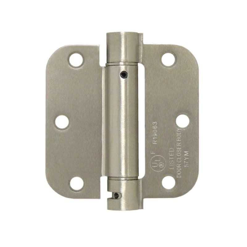 Deltana Dsh35r5 Door Accessories Spring Hinge Wood Screws