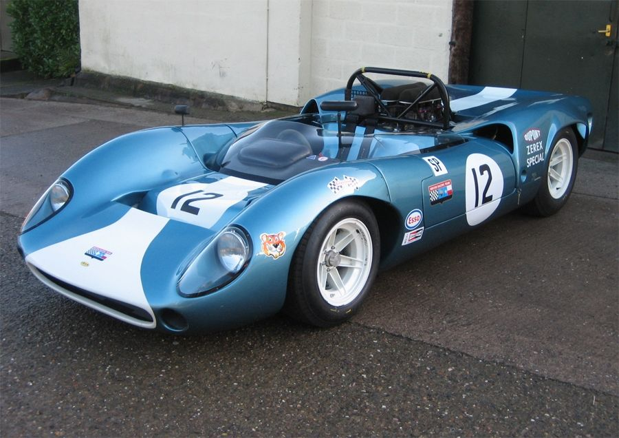 RaceCarAds - Race Cars For Sale » Lola T70 MK1 Spyder, 1965 | Dream ...