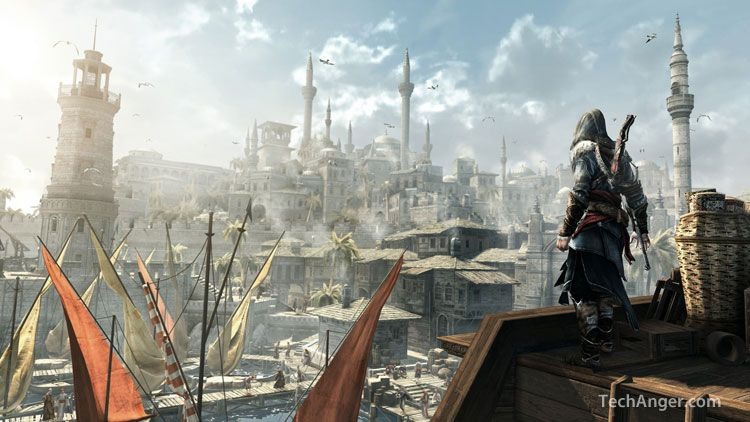 Game Themes For Windows 7 And Windows 8 Assassin S Creed I