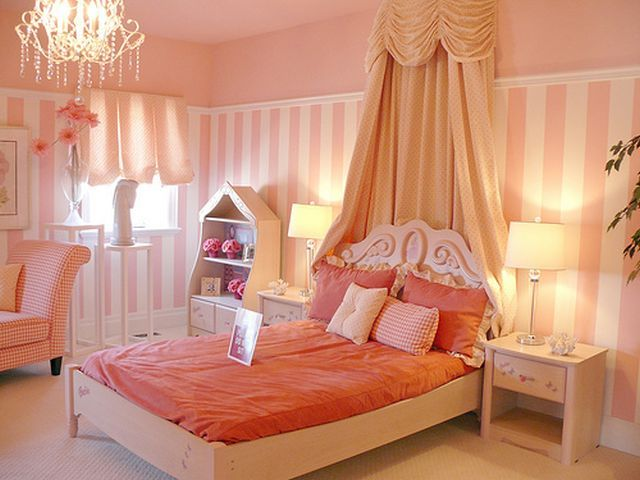 room girls bedroom painting ideas - Ideas For Girls Room Paint
