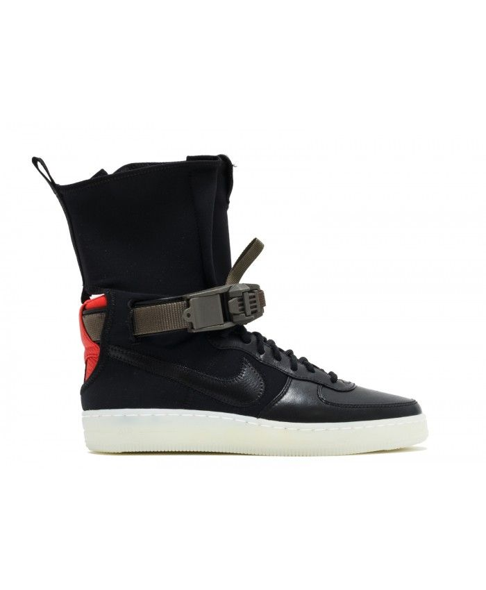 huge selection of 0758d 6a6af Af1 Downtown Hi Sp   Acronym Acronym Black, Black-Bright Crimson 649941-006