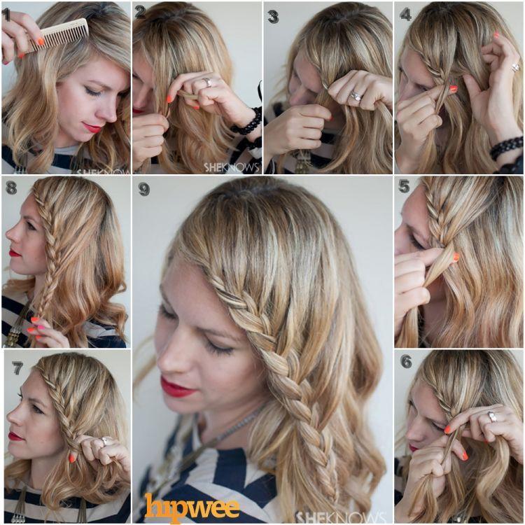 Kreasi Gaya Rambut Untuk Si Rambut Pendek Try Home Pinterest - Gaya rambut old school pendek
