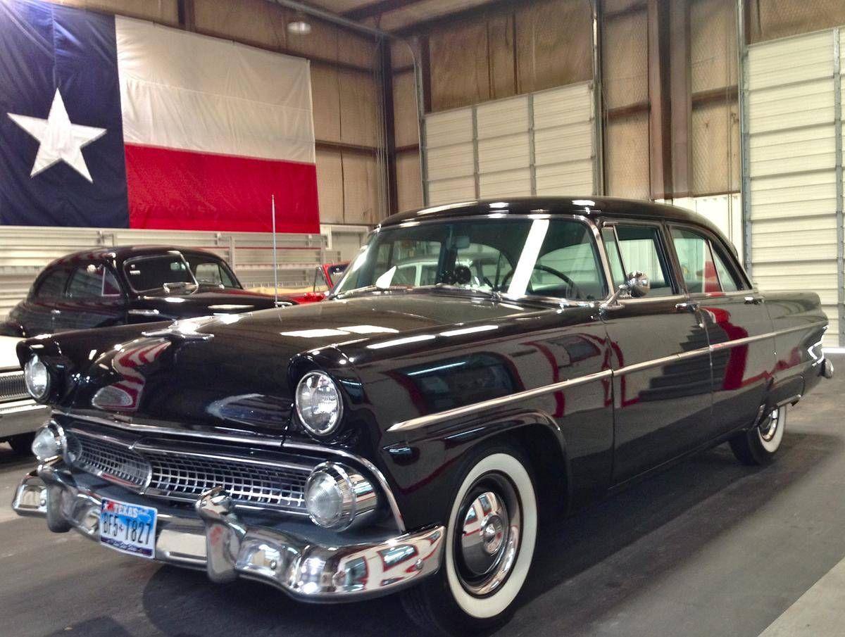 1956 ford customline wagon old car hunt - 1955 Ford Customline