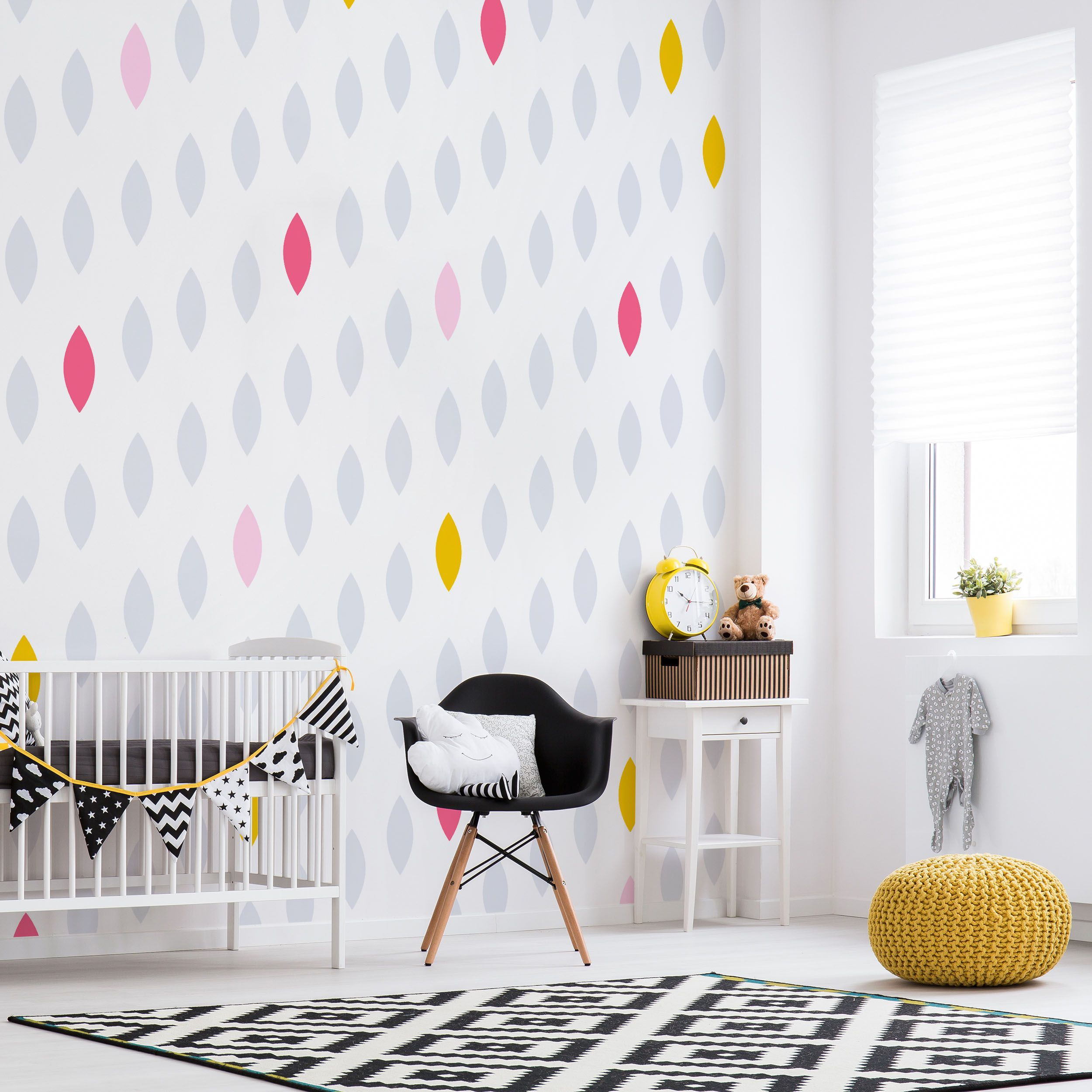 Scandinavian Style Kids Room: Scandinavian Style Kids Room