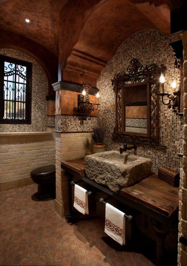 Amazing restroom