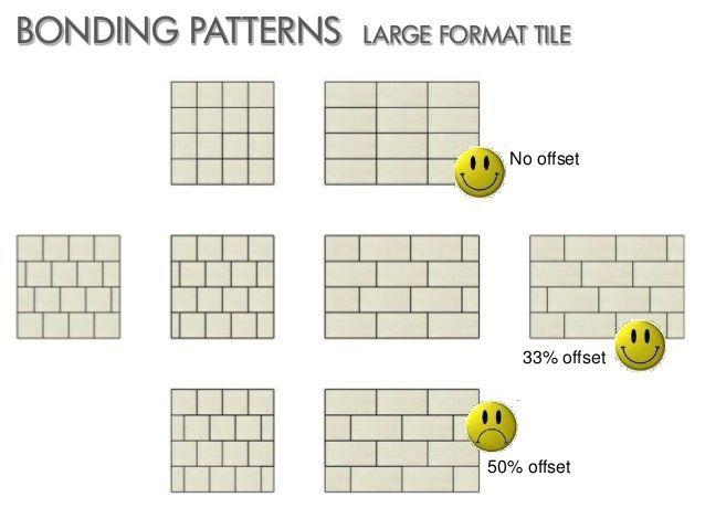tile pattern 33 stagger floor tiles
