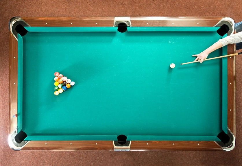 Pool Table Top View | Project res: Pool | Pool table top ...
