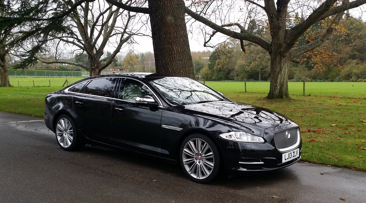 Jaguar XJ Chauffeur Car Hire | Chauffeur Driven Jaguar XJ | Jaguar XJ  Weddingu2026